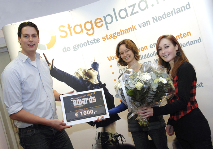 Stageplaza Scriptie Awards 2011